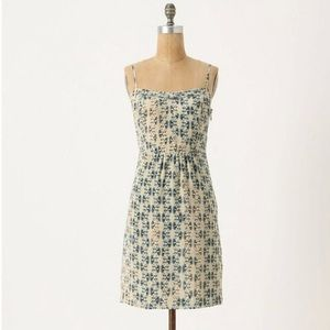 Anthropologie Moulinette Soeurs Sangatte Dress
